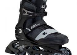 K2 F.I.T. 80 Pro Inline Skates Herren (Black) – Test-Inliner!